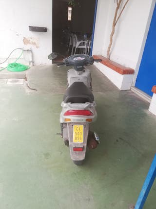 kymco scout 50