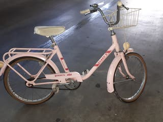 Bicicleta infantil para restaurar
