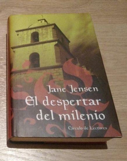 Novelas de terror / thriller