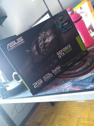 Tarjeta gráfica Asus Geforce GTX 1050 2gb