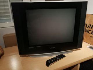 TV 21' SAMSUNG a color con mando