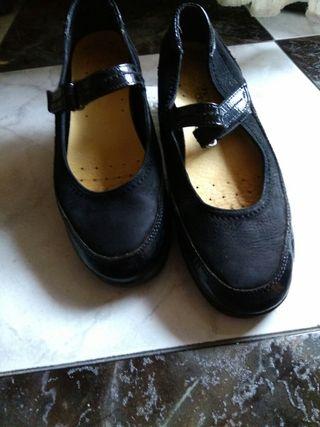 Zapatos 24 HORAS Piel