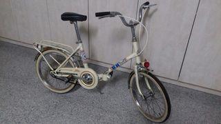 bicicleta de niños plegable BH