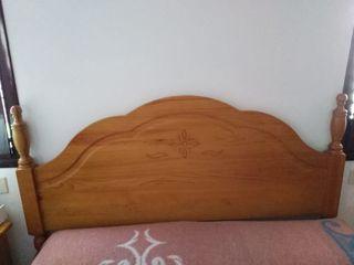 cabecero cama doble