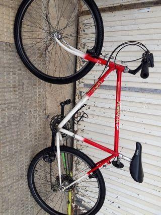 bicicleta montanbay