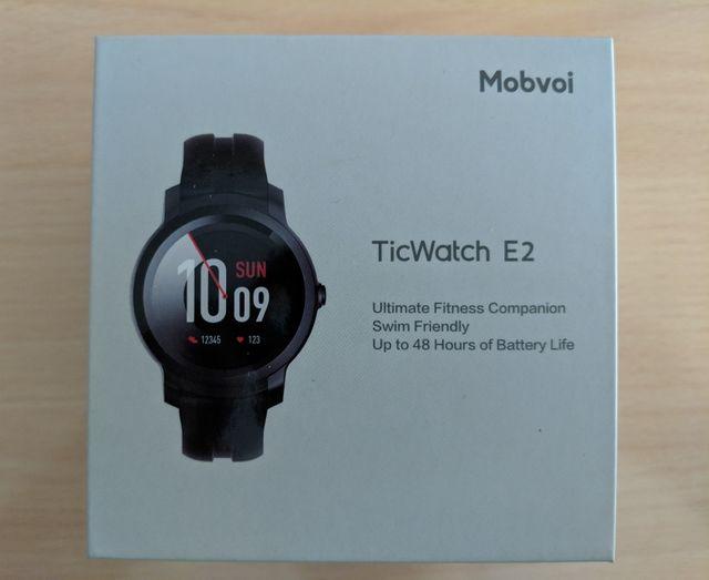 Smartwatch Ticwatch E2