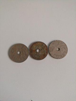 monedas antiguas de 1927
