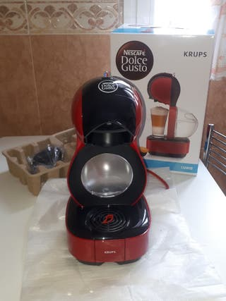 Cafetera Lumio Dolce Gusto
