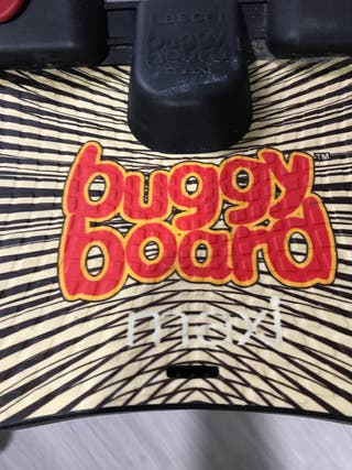 Buggy board carrito