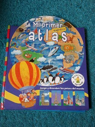 Atlas magnético
