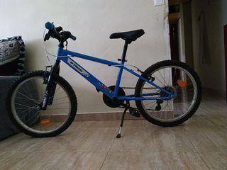 bicicleta a piecas