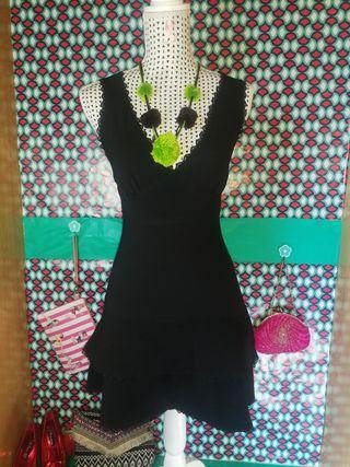Vestido Zara, talla S