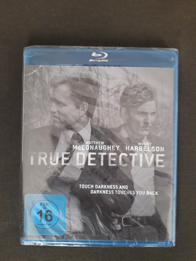 True Detective Season 1 Blu-ray