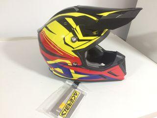 Casco para motocross/enduro ACERBID