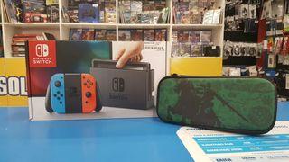 Consola Nintendo switch de segunda mano