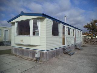 Preciosa casa movil 11x4 m 3 dormitorios