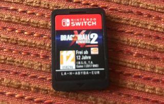 Dragon ball 2 nintendo switch