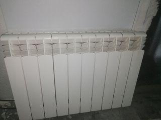 radiador nuevo 10 elementos