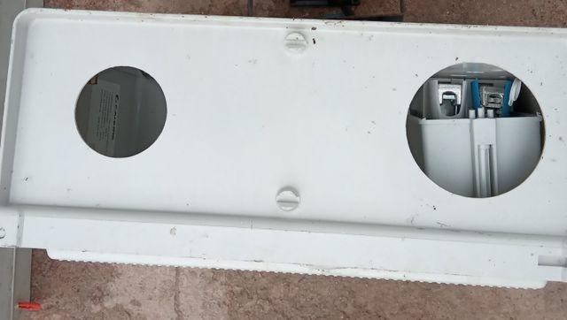 2 módulos luz acometida (solo caja)