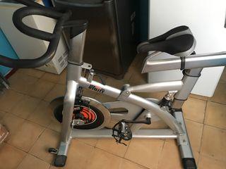 Bici spinning rota