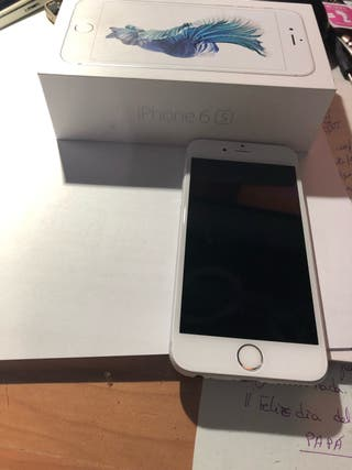 Iphone 6s 16 gigas Impecable