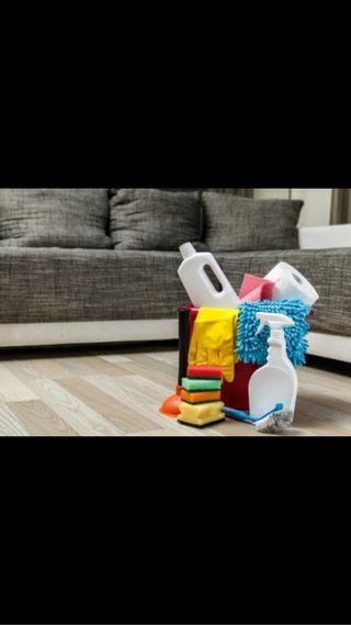 Limpieza hogar y cuidar ancianos