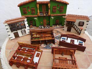 decoración casas canarias