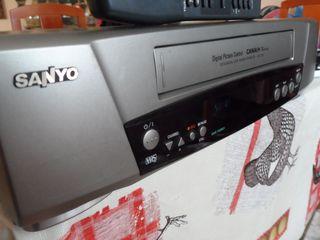 Video reproductor grabador VHS
