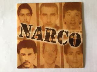 NARCOS `DJ MUERTO`NARCO