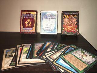 Lote Magic antiguas