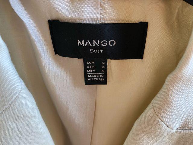 Americana / blazer de Mango