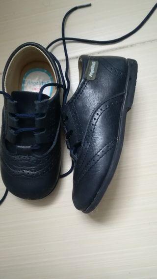 zapatos números 21