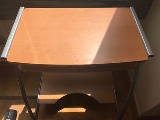 Escritorio. Mesa de ordenador