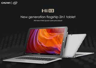 Tablet/Ordenador CHUWI Hi13 2 en 1, completo