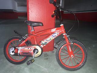 Bicicleta Niño 14