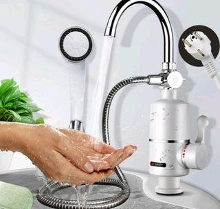 Grifo calentador de agua instantáneo