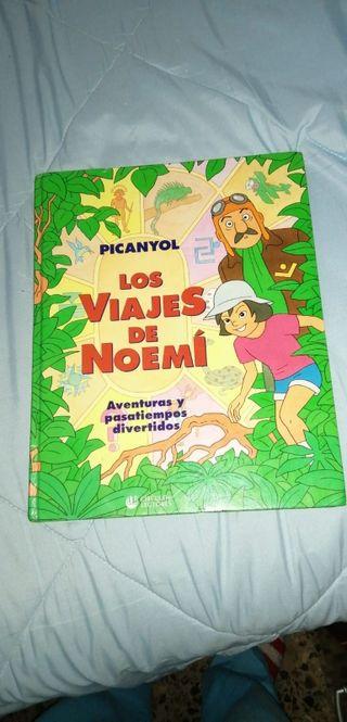 Libro Los viajes de Noemi