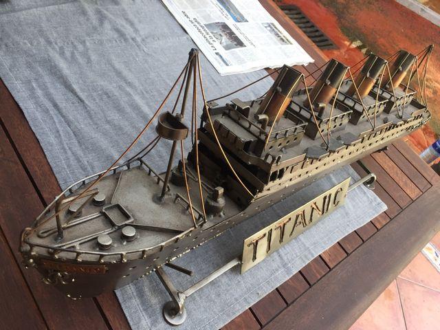Barco Titanic
