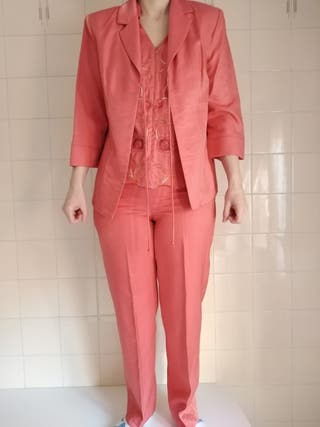 traje mujer tienda Corte Inglés
