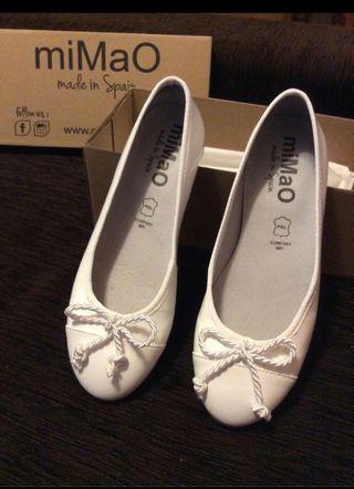 bd6deb377e4 Zapatos Mimao de segunda mano en la provincia de Madrid en WALLAPOP