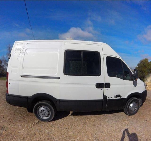 Iveco Daily Camper 2.3 35s12 2006