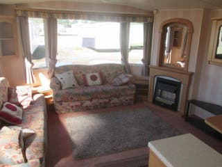 Gran casa movil estilo clásico 11x4m 3 dormitorios