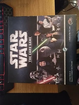 Juego de mesa de Star Wars