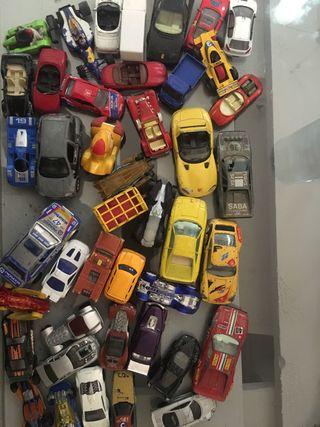 Lote de coche de colección diferentes marcas