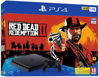 ps4 1tb edicion red dead redemption 2