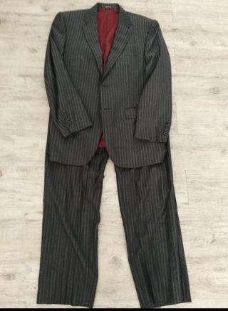 traje pedro del hierro. talla 40,42