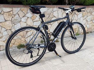Bicicleta eléctrica gravel