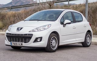 Peugeot 207 año 2013