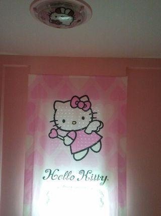 Estore rosa Hello Kitty