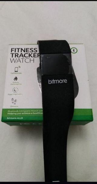 reloj de fitness. nuevo
